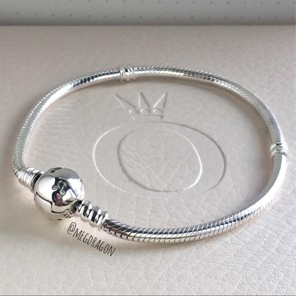 6d6546b8f Pandora Jewelry | 19cm Mickey Charm Bracelet | Poshmark